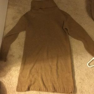 Boohoo sweater dress